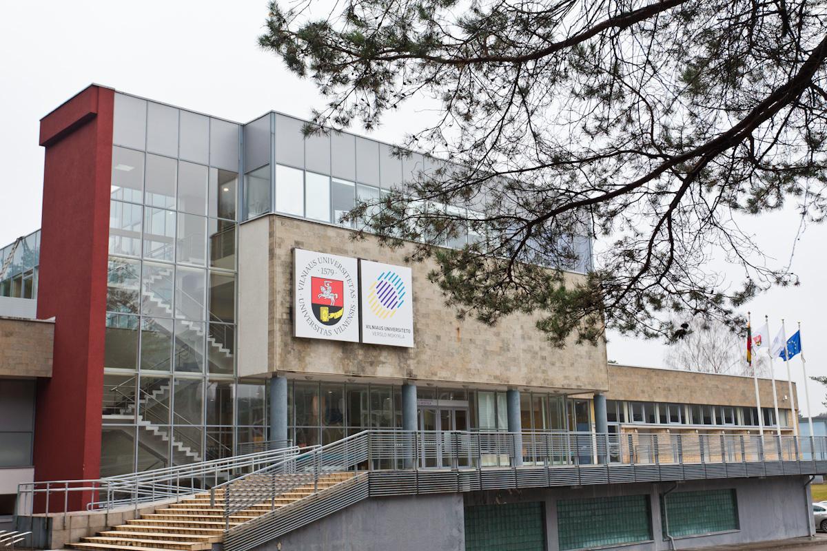 Verslo magistrantūros studijos - VU Verslo mokykla